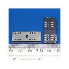 сим держатель, считыватель сим, Sim reader, Sim holder Lenovo A316, A269, P780