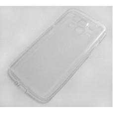 Чехол Samsung G7106 Galaxy Grand 2 Duos силиконовый прозрачный