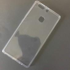 Чехол Huawei P9 Plus силиконовый прозрачный