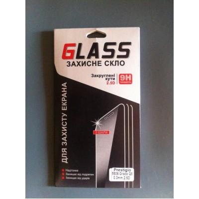 AWM закаленное защитное стекло Prestigio 5506 (Grace Q5) с олеофобным покрытием