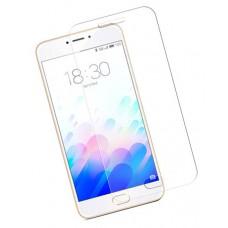 Защитное стекло Meizu M5 Note олеофобное покрытие закаленное
