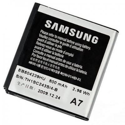 Аккумулятор Samsung S5200, S5530 батарея EB504239HU 900 мАч