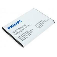 Аккумулятор Philips v387 батарея AB4400AWMC 4400 мАч