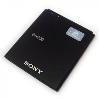 Аккумулятор Sony M2 Xperia, Xperia J, Xperia L, Xperia E1, Xperia M, Xperia TX батарея BA900 1700 мАч