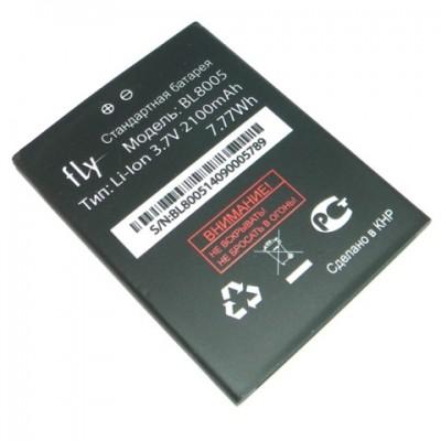 Аккумулятор Fly Evo Chic 4 IQ4512 батарея BL8005 2100 мАч