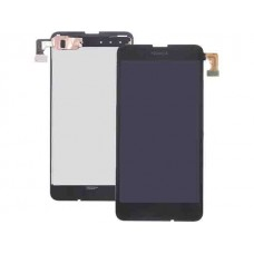 Дисплей Nokia Lumia 635 / 630 RM978 / RM976 / RM974 / RM975 / RM979 в рамке тачскрин (экран и сенсор) модуль
