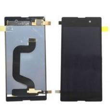 Дисплей и тачскрин Sony Xperia E3 d2202 черный (экран и сенсор) модуль