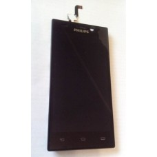 Дисплей Philips Xenium V787 сенсор модуль (экран и  тачскрин)