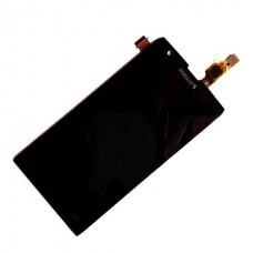Дисплей Philips W6500 тачскрин (экран и сенсор) модуль
