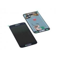 Дисплей Samsung Galaxy S5 G900 тачскрин (экран и сенсор) модуль TFT рег. подсветка