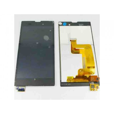 Дисплей Sony Xperia T3 (D5102 / D5103 / D5106 / M50w) тачскрин (экран и сенсор) модуль (черный)