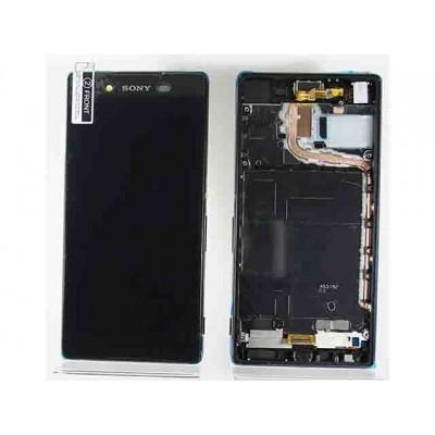 Дисплей Sony Xperia Z3+ E6533 E6553 тачскрин черный (экран + сенсор)