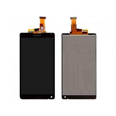 Дисплей Sony Xperia ZL L35h C6503 тачскрин (экран и сенсор) модуль