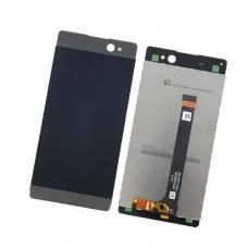 Дисплей Sony Xperia XA Ultra F3211 тачскрин черный, белый (экран и сенсор) модуль