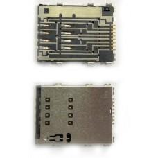 СИМ ДЕРЖАТЕЛЬ Samsung S5250 / S5750 / S8530 / P5100 / P6800