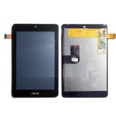 Дисплей Asus MeMO Pad HD 7 (ME173X) тачскрин (экран и сенсор) модуль черный