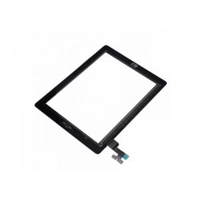тачскрин для iPad2 тачскрин (экран и сенсор) модуль кнопка HOME (черный)