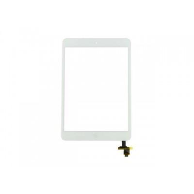 тачскрин для iPad mini / mini 2 (с разъемом) тачскрин (экран и сенсор) модуль кнопка HOME (белый) ориг