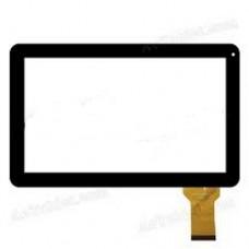 Тачскрин для Impression ImPad 1004 (стекло, внешний сенсорный экран)