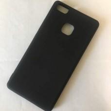 Чехол Huawei P9 Lite силиконовый черный