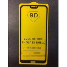 9D защитное стекло Huawei P20 Lite олеофобное покрытие