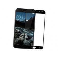 5D защитное стекло Samsung J4 2018 Galaxy j400 закаленное олеофобное покрытие