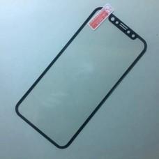 3D стекло iPhone X закаленное защитное олеофобное покрытие