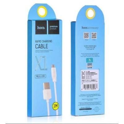 Micro usb кабель Hoco X1 1 м / 2А