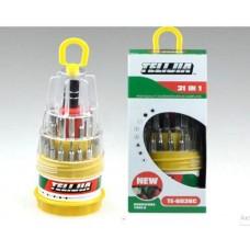 Набор отверток Telijia 32 шт TE-6032