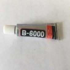 Клей B6000 3 мл Zhanlida прозрачный герметик полиуретан для замены дисплеев, тачскринов