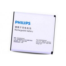 Аккумулятор Philips W736 батарея AB2400AWMC 2400 мАч