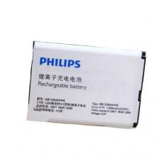 Аккумулятор Philips D612 батарея AB1200AWMS 1200 мАч