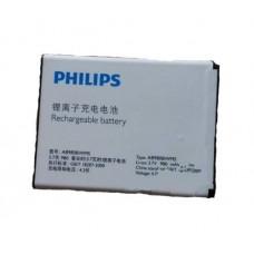 Аккумулятор Philips D613 батарея AB980BWMS 980 мАч