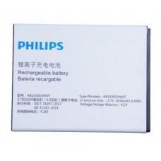 Аккумулятор Philips s307 Xenium батарея AB1630DWMT 1630мАч