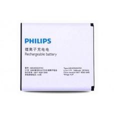 Аккумулятор Philips w732 батарея AB2400AWMC 2400 мАч