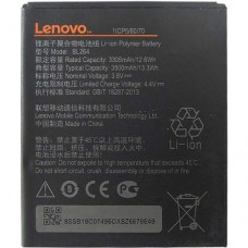 Батарея Lenovo Vibe c2 Power K10a40 аккумулятор BL264 3500 мАч