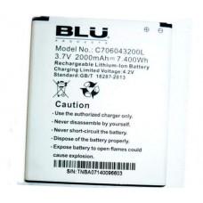 Аккумулятор BLU Studio 2 батарея c706043200l 2000 мАч
