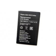 Аккумулятор BQ BQS-5020 Strike батарея 2000 мАч