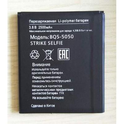 Аккумулятор BQS-5050 Strike Selfie батарея 2500 мАч