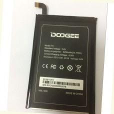 Батарея Doogee T6, T6 Pro 6250 мАч аккумулятор