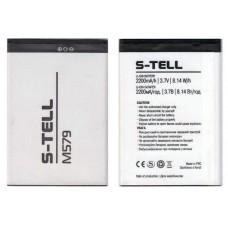 Батарея S-Tell m579 аккумулятор 2200 мАч