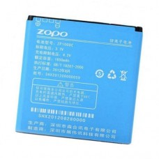 Аккумулятор ZOPO ZP100 батарея ZP100DC 1650 мАч