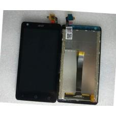 Дисплей Acer Liquid Z410 тачскрин (экран и сенсор) модуль