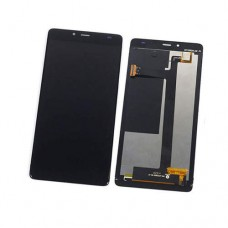 Дисплей Elephone S3 тачскрин (экран и сенсор) модуль WD520-06AF