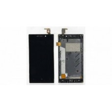 Дисплей Highscreen Zera F rev.S тачскрин (экран и сенсор) модуль