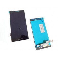Дисплей Philips S396 тачскрин (экран и сенсор) модуль