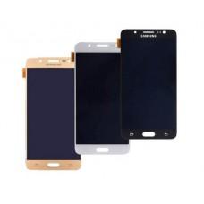 Дисплей Samsung J5 2016 Galaxy J510 тачскрин, (экран и сенсор) модуль TFT