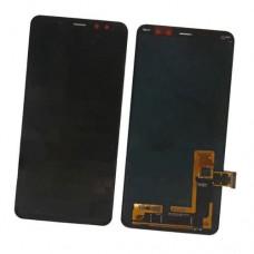 Дисплей Samsung A8 Galaxy 2018 A530 тачскрин (экран + сенсор) модуль IPS