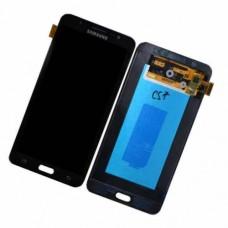 Дисплей Samsung Galaxy J7 J710 2016 тачскрин (экран и сенсор) модуль TFT с рег. подсветкой