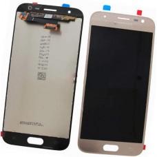 Дисплей Samsung J3 2017 Galaxy J330 тачскрин (экран и сенсор) модуль TFT с рег. яркостью